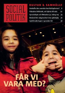 SocialPolitik nr 2 2011