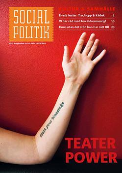SocialPolitik nr 3 2012 Teater Power
