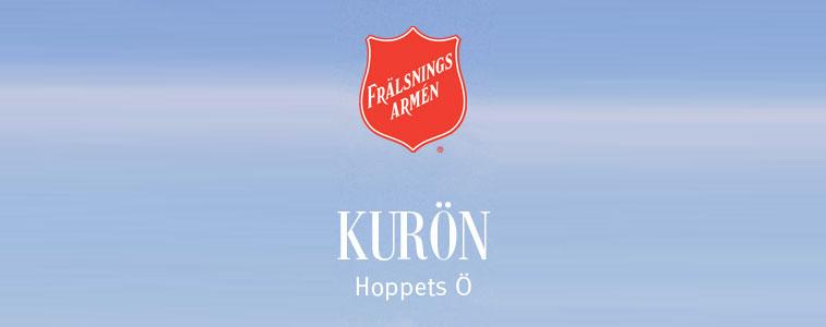 Annons - Kurön Hoppets Ö. Frälsningsarmen.
