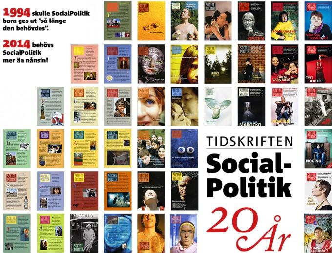 SocialPolitik 20 år