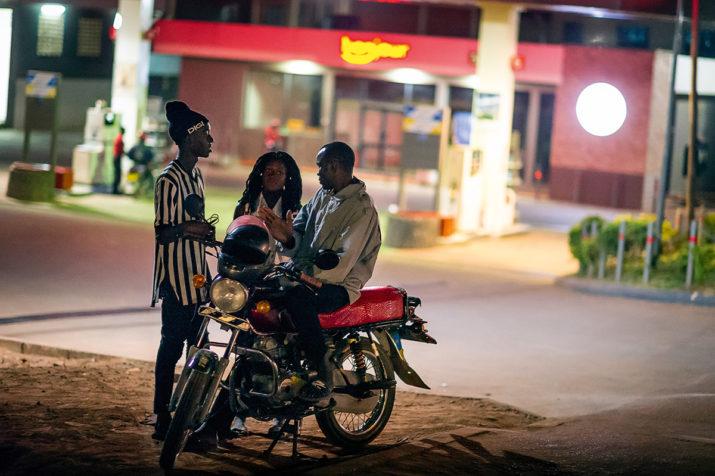 Ung i Uganda. Foto: Anders Löwdin