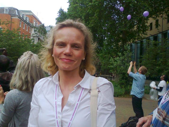 Ann-Charlott Timander. Foto: Anna Fredriksson