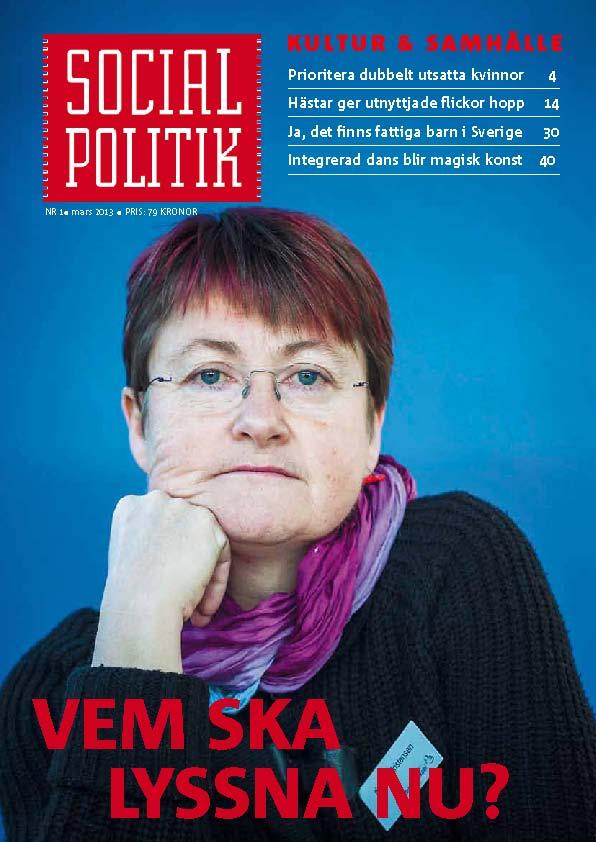 SocialPolitik nr 1 2013