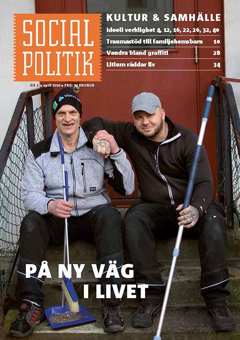 Socialpolitik, nr 1 2020